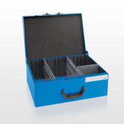 sortimo kovový kufrík