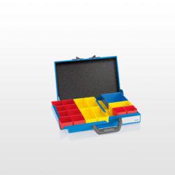 sortimo kovový kufrík 12