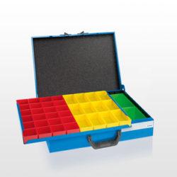 sortimo kovový kufrík 13