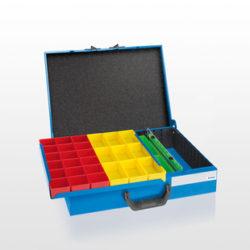 sortimo kovový kufrík 14