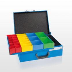 sortimo kovový kufrík 15