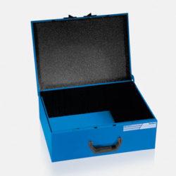 sortimo kovový kufrík 17