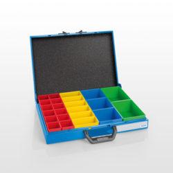sortimo kovový kufrík 4