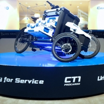 Sortimo Nákladný e-bike ProCargo CT1