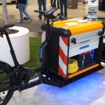 Servisný Sortimo Nákladný e-bike ProCargo CT1
