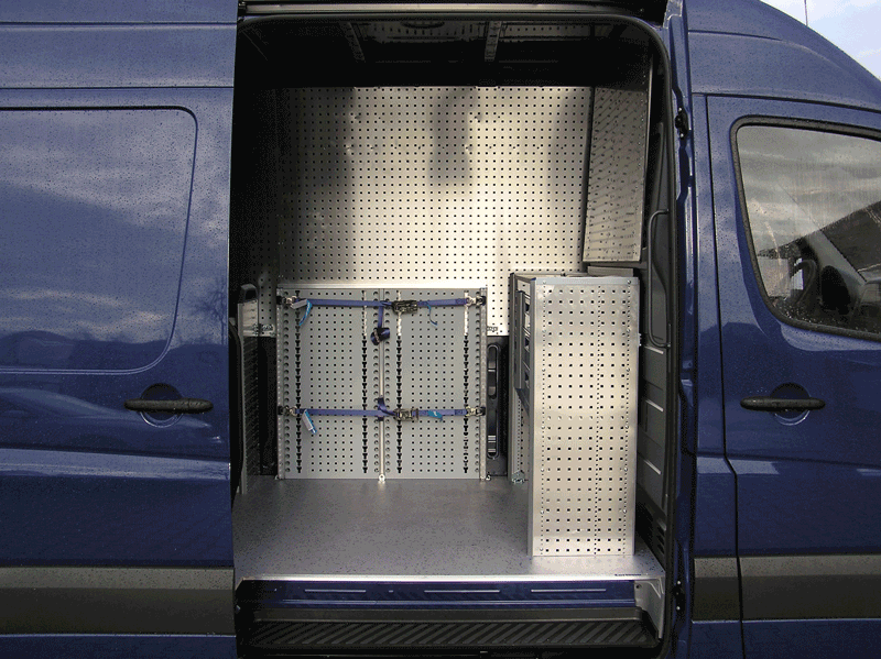 BOSCH L-BOXX regálové systémy SORTIMO 4